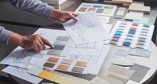 Works of An Interior Designer And How To Choose One